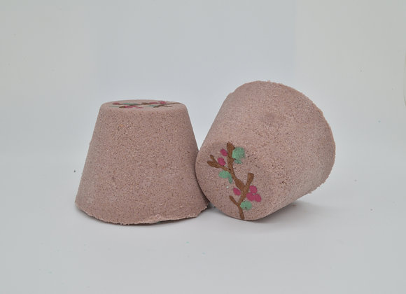 Muscle Ease Bath Bomb - With Arnica & St. Johns Wort