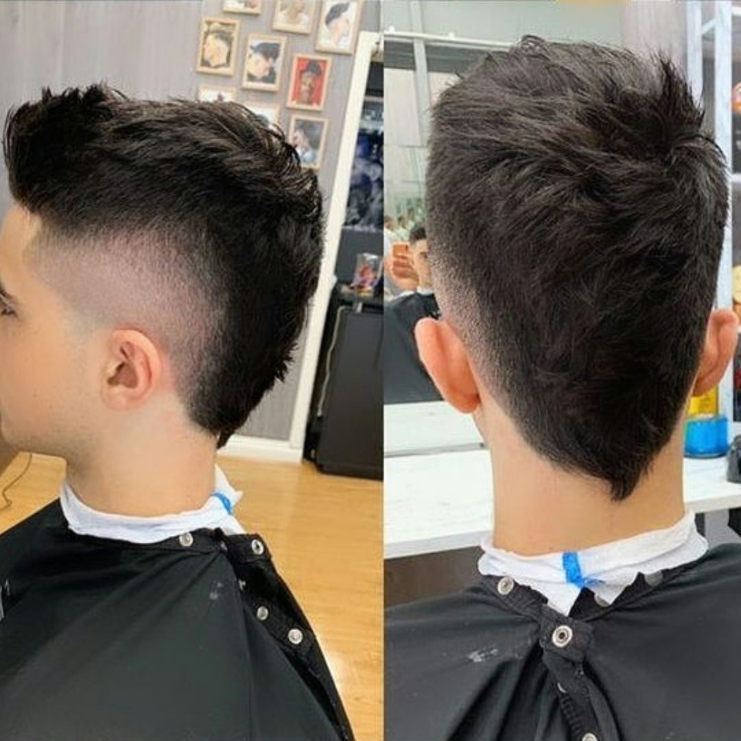 Mullet Haircut (All Ages)