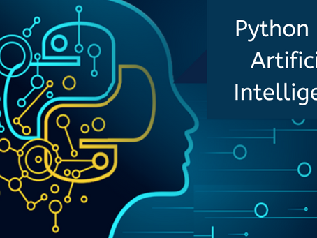 Python and Artificial Intelligence