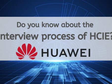Do you know about the interview process of HCIE?