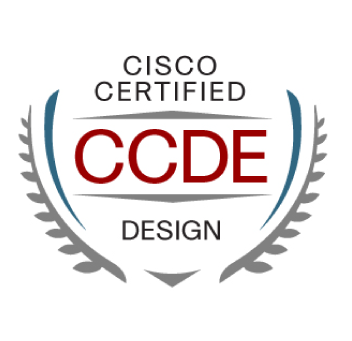 CCDE: Cisco Certified Design Expert