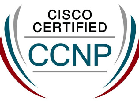 What is CCNP?