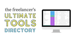 The Freelancer's Tools Directory