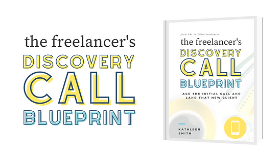 The Discovery Call Blueprint