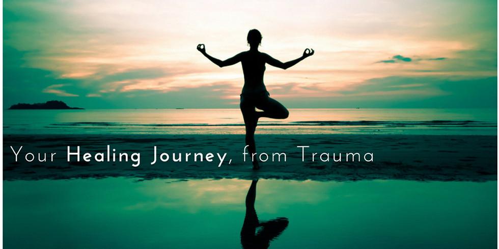 Yoga for Trauma w Flower Essences & Crystal Singing Bowls Meditation