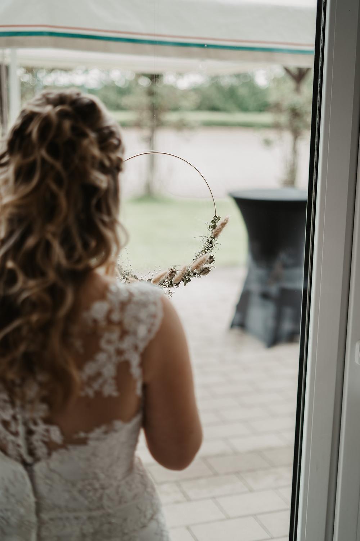Trockenblumen sind ein Hingucker auf jeder Hochzeit