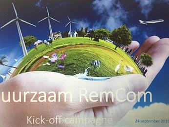 Vliegende start van Duurzaam RemCom