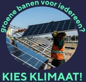 Klimaatalarm Hilversum - 14 maart