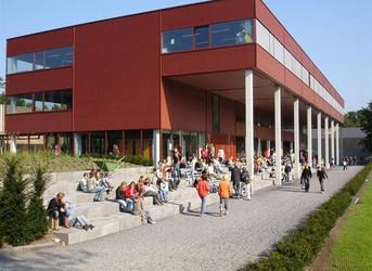 Zonnestroom van het Sint-Vitus College