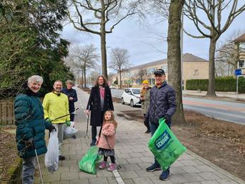 Doe mee met de zwerfafval opruimacties deze zaterdag in Muiden, Bussum, Naarden en Muiderberg