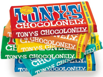 Fairtrade wedstrijd: ontwerp je eigen Tony's Chocolonely feestwikkel