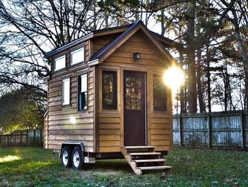 Interesse in een Tiny House? Kom vanavond naar de Broedplaats in Bussum