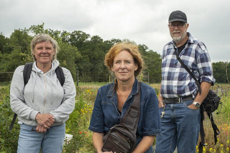 Greenspot Stadzigt met Fransien Jongmans, Thijn Westermann en Martin Stevens.