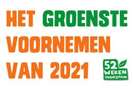 Logo van het initiatief 52 weken duurzaam