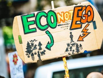 Cursus duurzaamheid Volksuniversiteit Naarden-Bussum november 2020