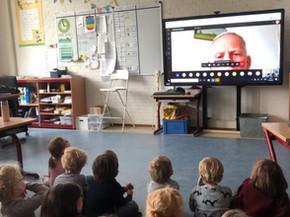 Burgemeester opent projectweek 'Samen Duurzaam' op Rehobothschool Naarden