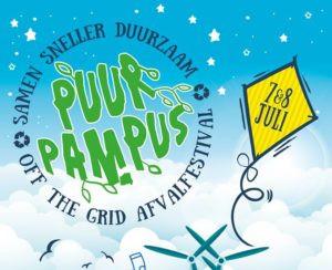 Morgen en overmorgen Samen Sneller Duurzaam festival Puur Pampus