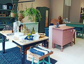 Verhipte vintage meubels van Ms. Verhip, een circulaire inspiratie