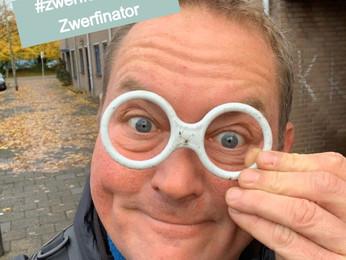 Powerrr to the pickers: Zwerfinator Dirk Groot 12 maart in Naarden