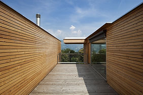 Ökologisches Haus