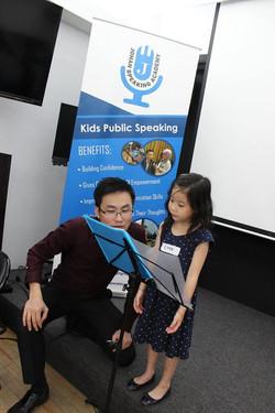 Kids Public Speaking SS2