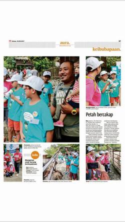 Kids Tour guide