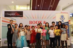 jaya shopping centre kids public speakin