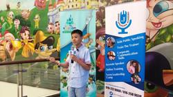 Teens Brand Ambassador Johan Speaking Academy