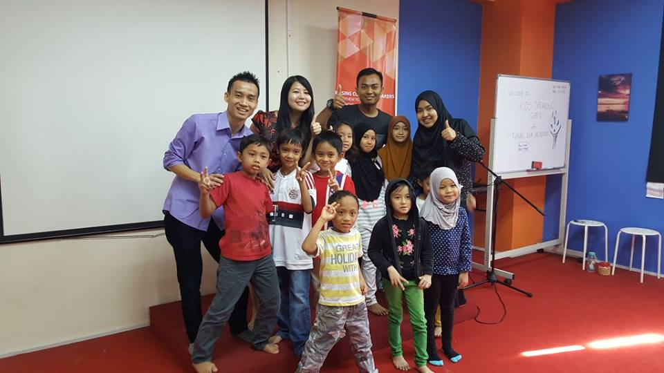 Kids Public Speaking Shah Alam