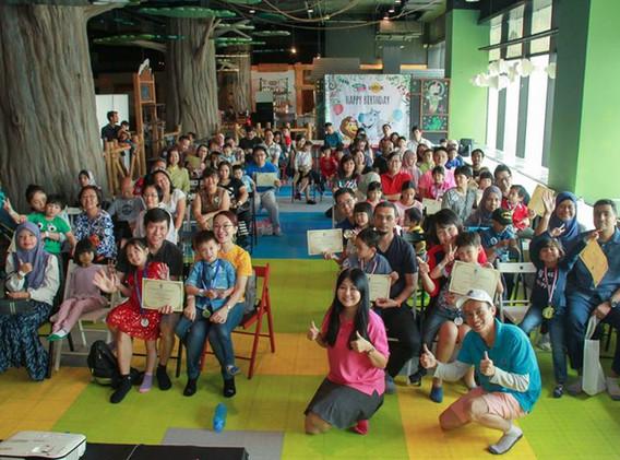 kiddos public speaking