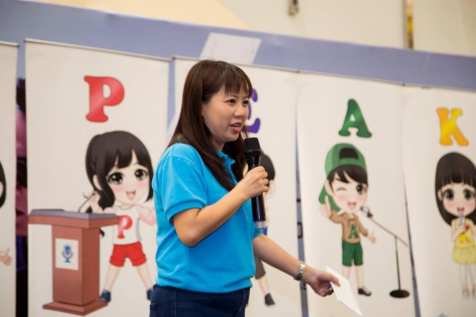Kids Public Speaking Ipoh Johan Speaking