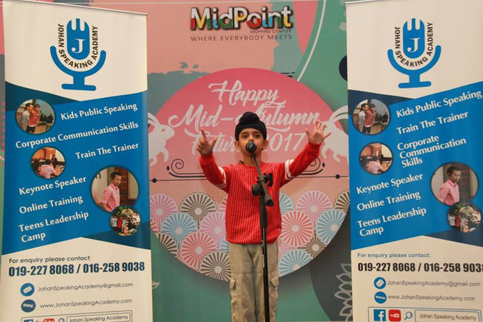 midpoint shopping centre johan speaking