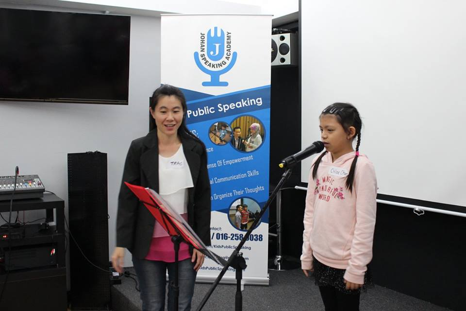 Kids Public Speaking Ipoh