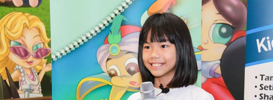little kingdom kids public speaking joha