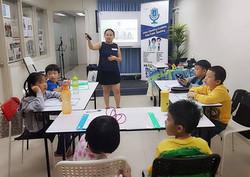 Kids Public Speaking Dengkil JOhan Speak