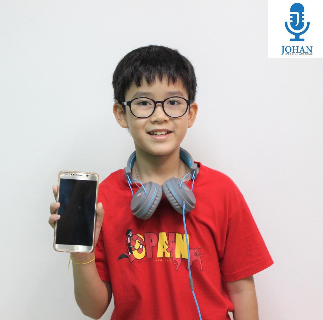 gamer yeng jie johan speaking academy.jp