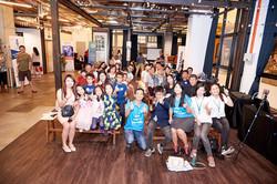 sunway velocity mall kids public speakin