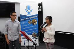 Kids Public Speaking Mont Kiara