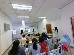 Kids Public Speaking Bangsar South