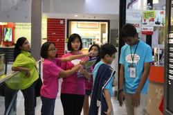 Teens Speaking Hunt