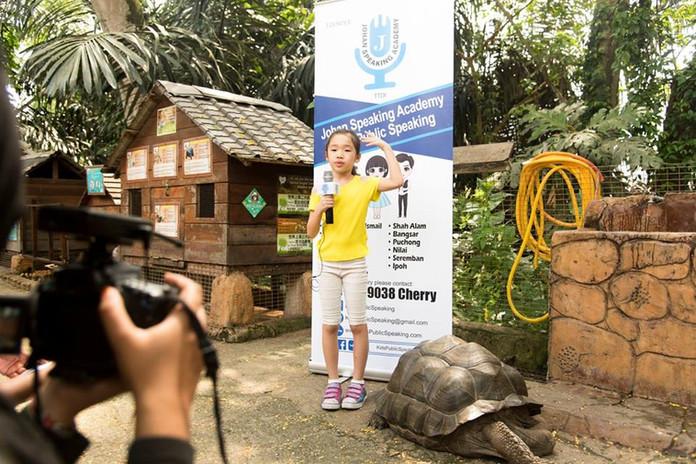 kl tower mini zoo kids public speaking j