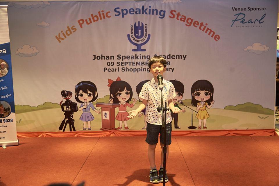 pearl shopping gallery kids public speak