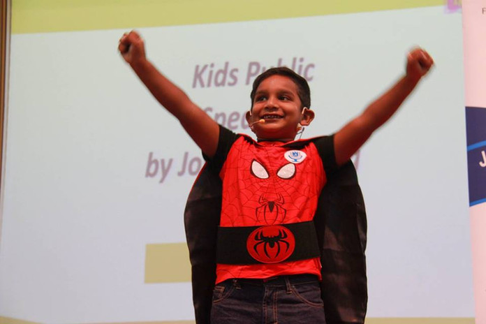 klcc popular bookfest kids public speaki