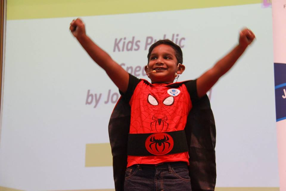 klcc popular bookfest kids public speaki