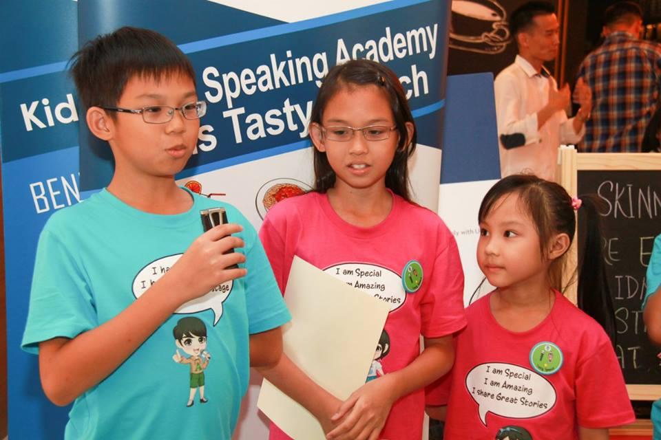Kids Tasty Speech