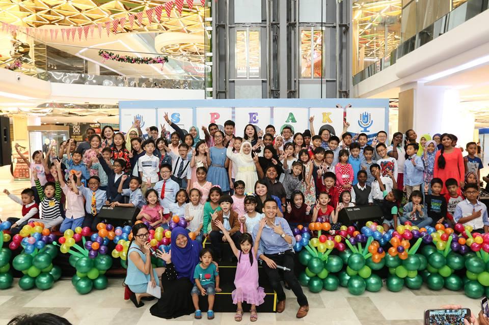 evolve mall kids public speaking