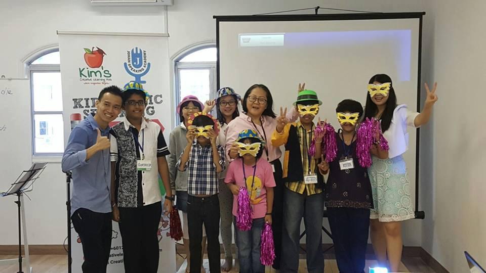 Kids Public Speaking Bangsar