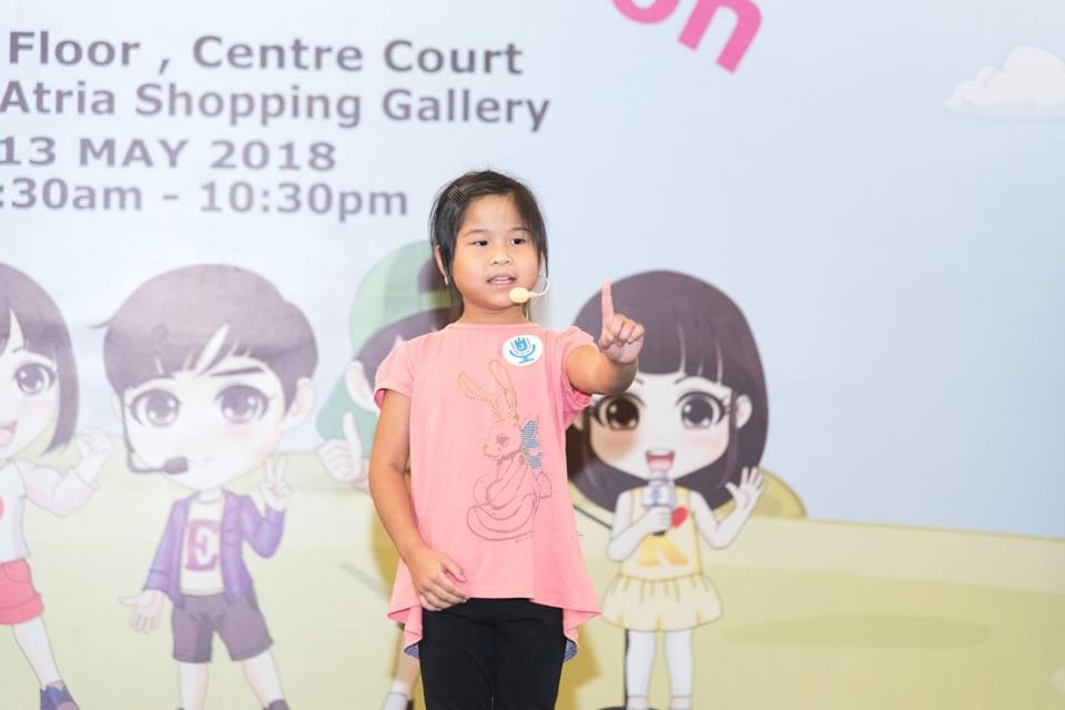 atria shopping gallery johan speaking ki