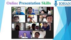 Online Kids Public Speaking Johan Speaki