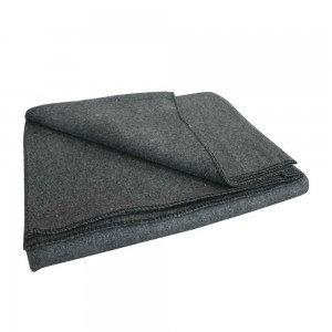 Wool Yoga Blanket